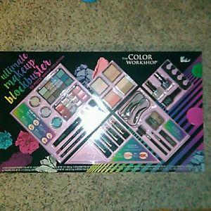 59 Pc The Color Workshop Ultimate Makeup